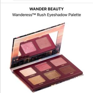 NIB Wander Beauty Wanderess Rush.